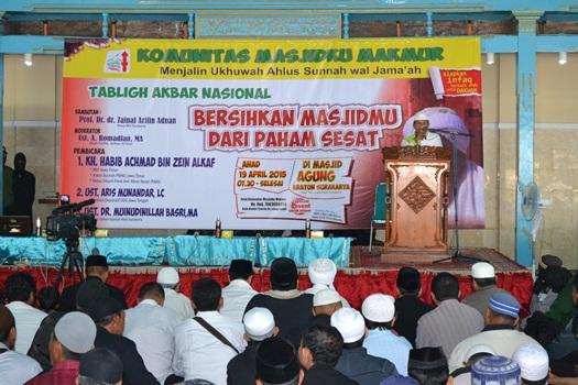 Tabligh Akbar Nasional Kesesatan Syi'ah & Komunis di MAS Solo 6