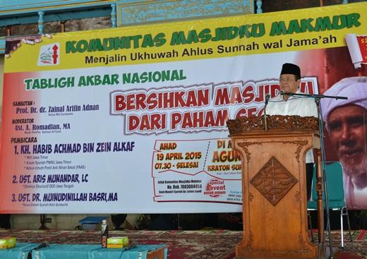 Tabligh Akbar Nasional Kesesatan Syi'ah & Komunis di MAS Solo 8