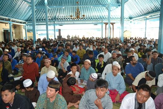 Tabligh Akbar Nasional Kesesatan Syi'ah & Komunis di MAS Solo 9