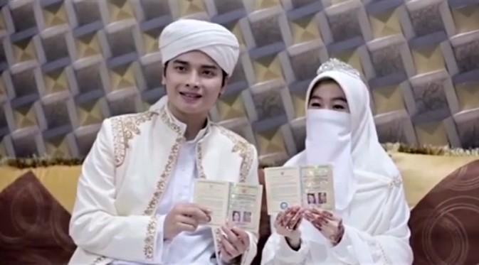 pernikahan putra ustadz arifin ilham 4