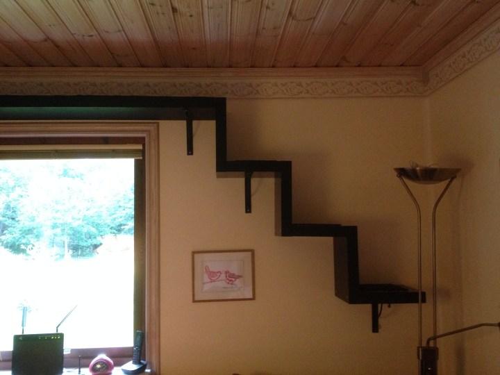 Trappa trappa hylla : Återbruk och Ã¥teranvända – PANKPRAKTIKAN