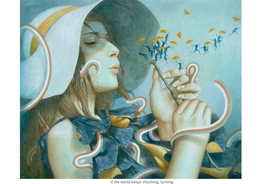 The Art of Tran Nguyen