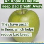 Vitare tänder och godare andedräkt