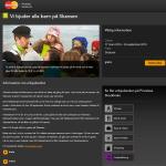 Gratis inträde med Mastercard på Skansen