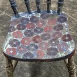 Pimpa en gammal stol