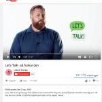 Let's Talk – öva svenska tillsammans