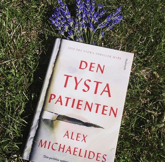 Den tysta patienten av Alex Michaelides