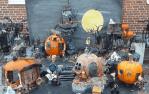 Halloweenby av Elin Handal