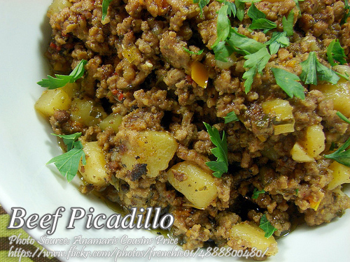 Beef Picadillo Recipe   Panlasang Pinoy Meat Recipes