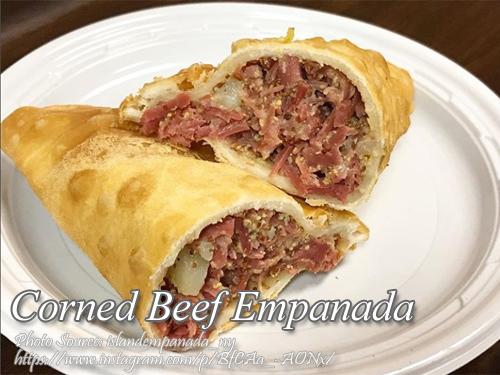Corned Beef Empanada Recipe | Panlasang Pinoy Meat Recipes