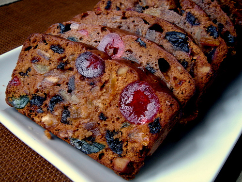 Fruitcake Recipe Panlasang Pinoy Recipes