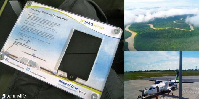 MAS winds survey tablet
