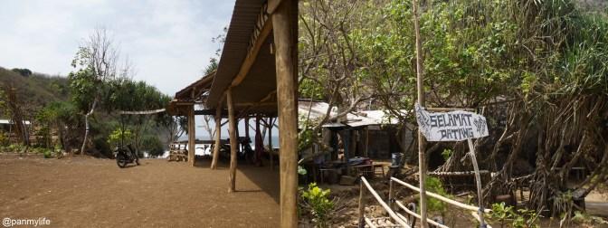 Jorgan beach, Gunung Kidul, Indonesia
