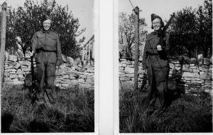 Lance-Corporal Lorna Ascoli October 1940