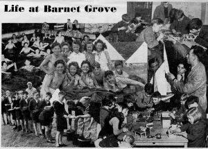Life at Barnet Grove
