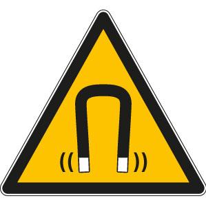 panneaux signalisation santé sécurité travail Champ magnétique