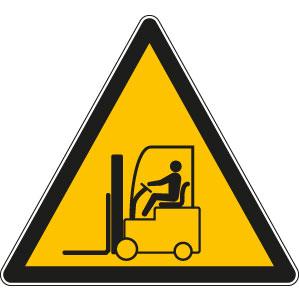 panneaux signalisation santé sécurité travail Chariots élévateurs