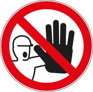 panneaux signalisation santé sécurité travail Entrée interdite aux personnes non autorisées