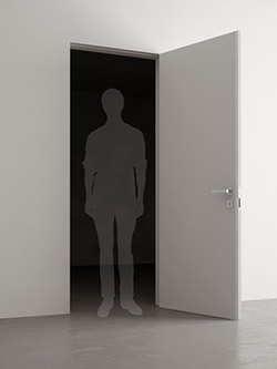 porta invisibile 80x210