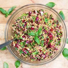 Best Mother's Day Brunch Recipes: Out of this World Orzo Salad