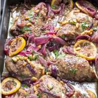 Ottolenghi's Roast Chicken with Za'atar and Sumac