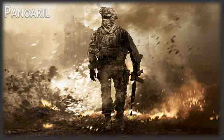 Call of Duty Modern Game Pc