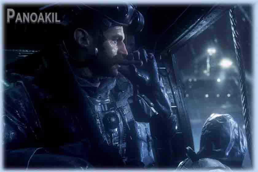 Call of Duty Modern Warfare Game Highly Compressed Pc