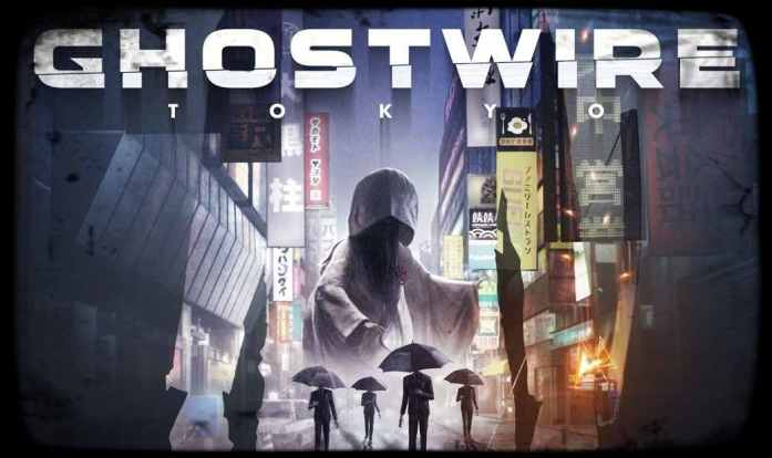 Ghost Wire Tokyo Game Free Best Videos Games Of 2021