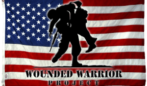 Wounded Warriors & Harley Davidson