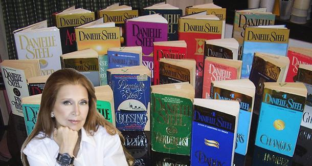 every-danielle-steel-book