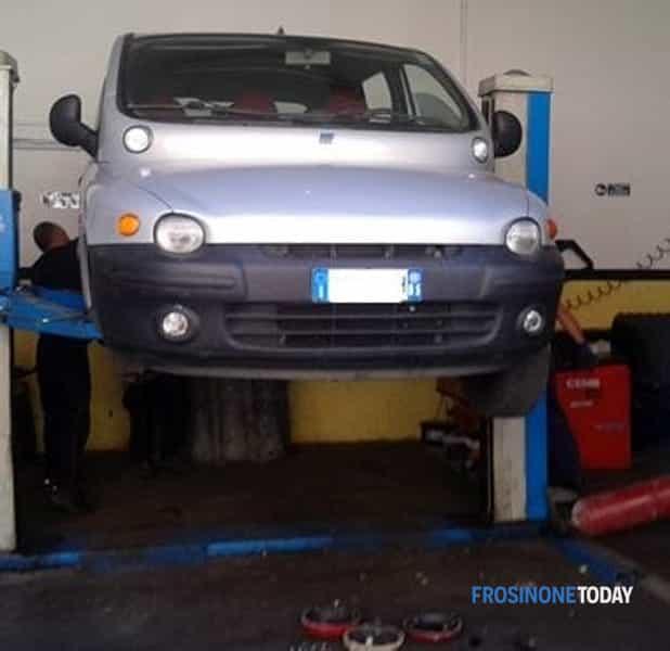 Operazione Bazar pezzi auto 2