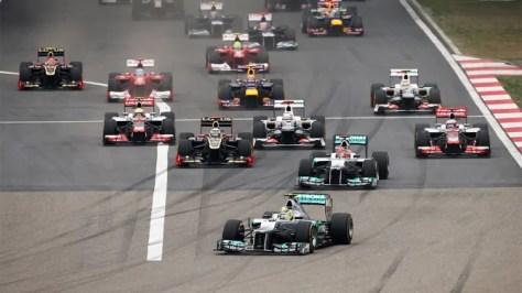 El canal Formula One, de Mediapro, emitirá todo el campeonato de ...