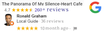 reviews panorama cafe google
