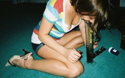 Una guía de drogas para chicas principiantes
