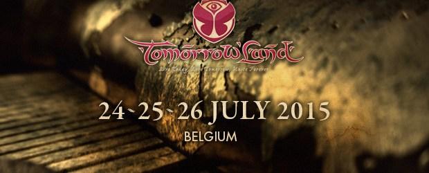 Tomorrowland 2015 desvela el lineup del stage MINUS de Richie Hawtin