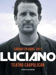 Teatro Caupolican Presenta Luciano