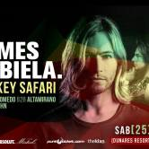 JAMES ZABIELA & MONKEY SAFARI