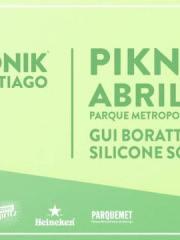 Piknic Electronik #6 · GUI Boratto · Silicone SOUL