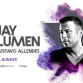 Jay Lumen / Jueves de 25 de Mayo/ El Bunker