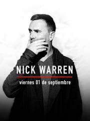 La Feria presenta: Nick Warren – Viernes 1 de Septiembre