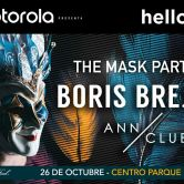 Motorola presenta: The Mask Party / Boris Brejcha / TheKlan Anniversary