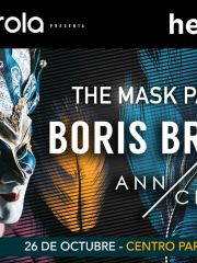 Motorola presenta: The Mask Party / Boris Brejcha / TheKlan Anniversary