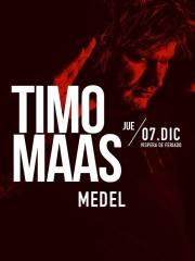 La Feria Classic presenta: Timo Maas
