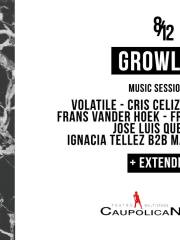 Growlab music sessions II – Teatro Caupolican