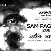 Motorola presenta: Sam Paganini / Jay Lumen / Hector / Zoe at 23.02.18