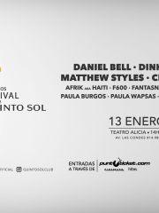 Festival Club Quinto Sol Chile 2018