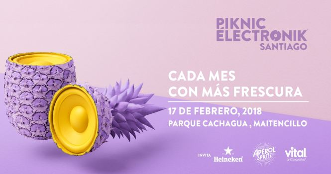Piknic Électronik #4   Parque Cachagua Maitencillo