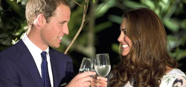 Anniversario William e Kate