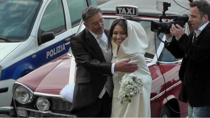 fabio testi matrimonio