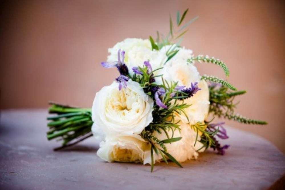 bouquet matrimonio country